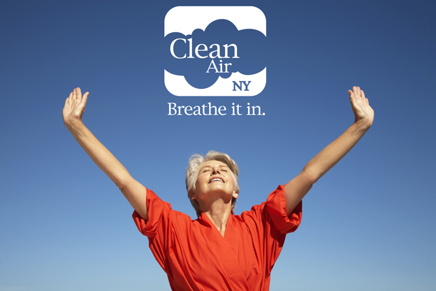 Clean Air NY Breathe it in.